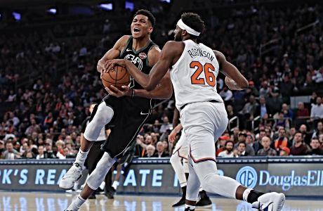 Πώς η χειρότερη ομάδα του NBA θα 'κλέψει' τον Αντετοκούνμπο