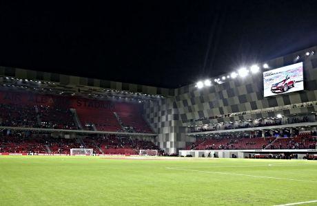 Το νέο γήπεδο των Τιράνων ξεπερνά σε μέγεθος το αλβανικό ποδόσφαιρο