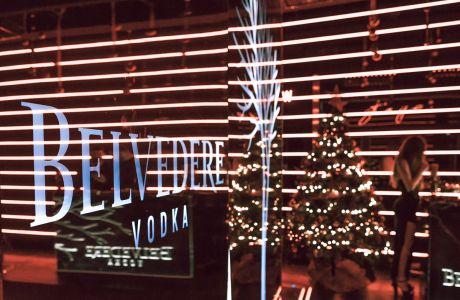 Δύο conceptual parties της Belvedere Vodka ξεσήκωσαν Αθήνα και Θεσσαλονίκη