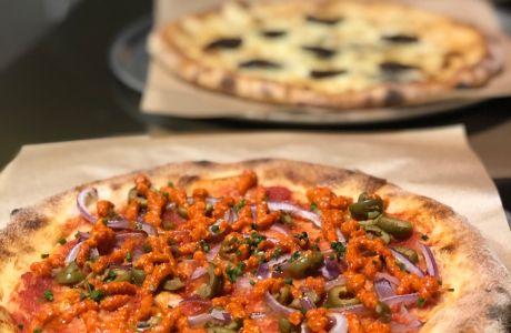Οι καλύτερες πίτσες της Αθήνας