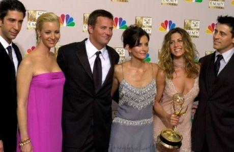 Τα «Φιλαράκια» επιστρέφουν: Πόσο αξίζουν σήμερα οι ηθοποιοί της σειράς φαινόμενο