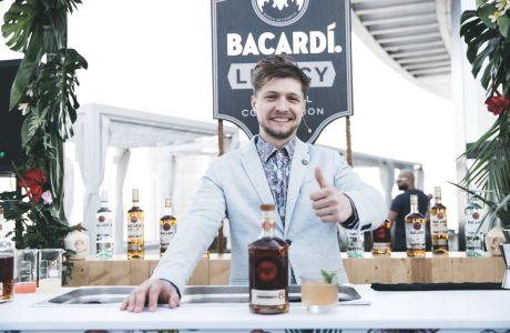 Η περιπέτεια του Bacardi Legacy συνεχίζεται στο Μαϊάμι