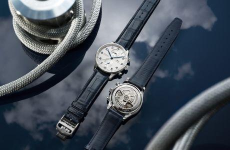 Το νέο ρολόι χειρός που συναρπάζει με το μηχανισμό του αλλά και τον σχεδιασμό του