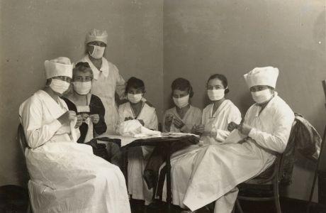 Πώς η ισπανική γρίπη άλλαξε τον κόσμο πριν 100 χρόνια και ποια τα μαθήματα για τον κορωνοϊό
