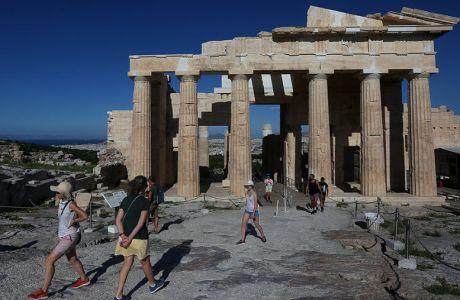 Η Αθήνα μεταξύ των δέκα ευρωπαϊκών πόλεων με τις περισσότερες τουριστικές κρατήσεις