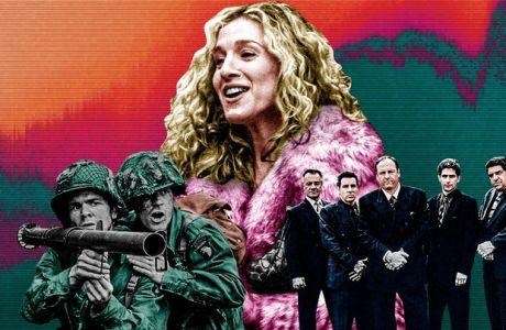 Από Sopranos μέχρι Sex and the City: Οι σειρές που έφεραν τη Χρυσή Εποχή της τηλεόρασης