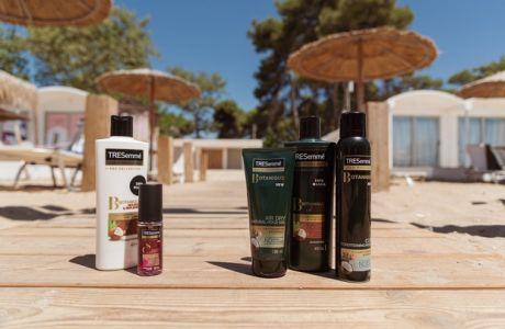 Το TRESemmé επιβεβαίωσε ότι οι πλεξούδες είναι το απόλυτο hairlook για την παραλία