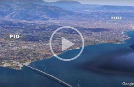 Δείτε σε video πώς θα φτάσει το σύγχρονο τρένο στην Πάτρα