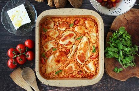 Πώς θα φτιάξεις το πιο νόστιμο και εύκολο γιουβέτσι με κοτόπουλο