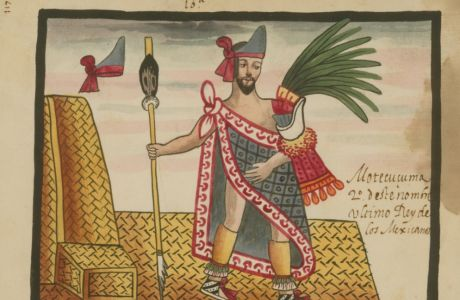 Ο θρύλος του αυτοκράτορα Moctezuma αγγίζει το Σήμερα