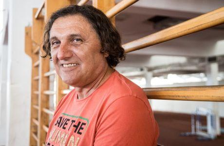 Πομάσκι: Ο μισθός μου στον Ολυμπιακό ήταν τεράστιος. Τώρα, δεν τα βγάζω ούτε σε έναν χρόνο