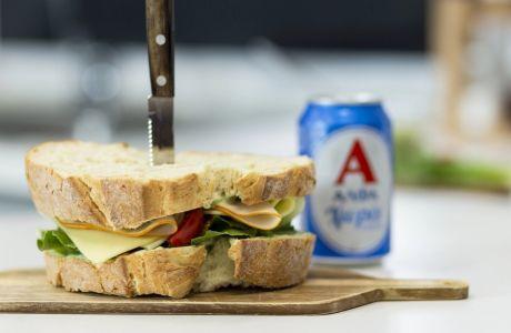 Το μυστικό για να φτιάξεις το τέλειο sandwich για το πιο gourmet light lunch