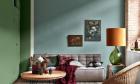 Εύκολη και απλή διακόσμηση εσωτερικού χώρου με χρώμα