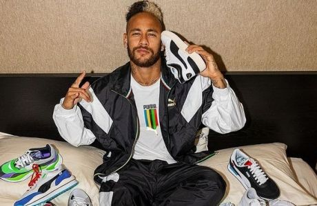 """The king is back"": Συνεργασία της PUMA με Neymar"