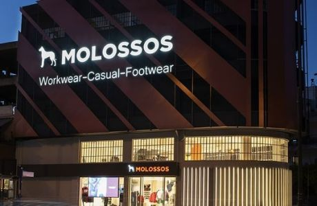 Molossos Wear: H εταιρεία που εξοπλίζει την γκαρνταρόμπα σου για κάθε περίσταση