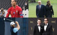 Δέκα διάσημα πρόσωπα που βρέθηκαν θετικά στον κορωνοϊό