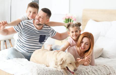 5 τρόποι για να αισθάνεστε ασφαλείς και καθαροί μέσα στο σπίτι