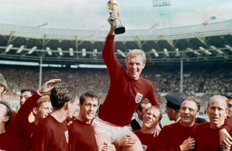 Η μισή Εθνική Αγγλίας του 1966 πέθανε με τρόπο που ίσως αλλάξει το ποδόσφαιρο