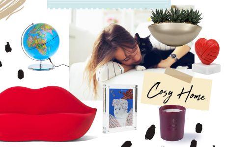 10 αντικείμενα για να κάνεις το σπίτι σου πιο χουχουλιάρικο