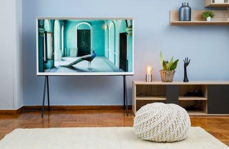 «Η τηλεόραση είναι Τέχνη»: Δύο smart TV που δίνουν νέα έννοια στη φράση