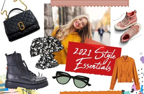 2021 Style Essentials: Τα must της γκαρνταρόμπας για τη νέα χρονιά