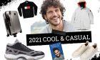 Τα 10 πιο cool & casual αντικείμενα για ένα 2021 γεμάτο στυλ