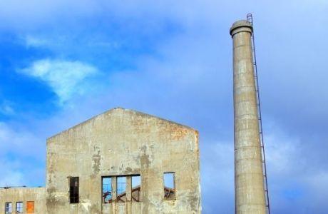 Ξαναπαίρνουν ζωή 5 πρώην βιομηχανικά ακίνητα - φιλέτα στον Πειραιά
