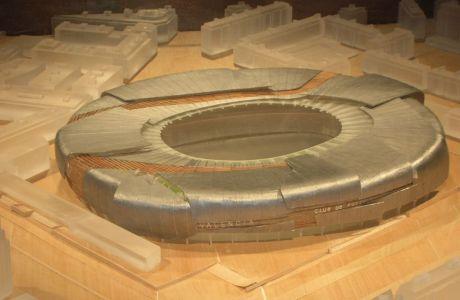 Η Βαλένθια χτίζει γήπεδο 344.000.000 ευρώ εδώ και 12 χρόνια με 4 εργάτες