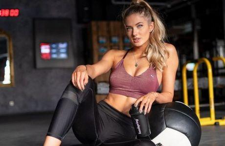Η πιο σέξι αθλήτρια στον κόσμο βάζει σε πειρασμό παραμονής τους Σάντσο και Χάαλαντ