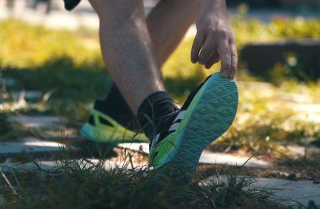 Δεν γίνεται να γυμναστείς σωστά χωρίς τα κατάλληλα παπούτσια