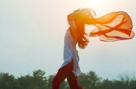 Ήρθε η ώρα να αγκαλιάσουμε τις αλλαγές στη ζωή αλλά και στο σώμα μας