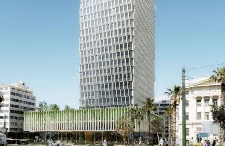 Πότε θα ανοίξει ο νέος πύργος Piraeus Tower στο λιμάνι του Πειραιά