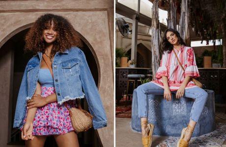 6 Τρόποι να φορέσεις τζιν denim τους καλοκαιρινούς μήνες