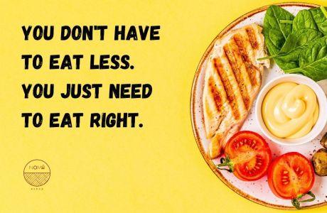 Βρες όλα τα tips για μια νόστιμη και ισορροπημένη διατροφή
