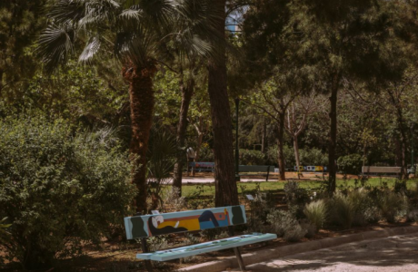 Επισκεφθήκαμε πρώτοι τη νέα υπαίθρια έκθεση στο Πάρκο ΦΙΞ