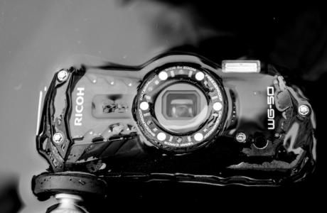 Αδιάβροχες φωτογραφικές μηχανές για ατελείωτα μακροβούτια!