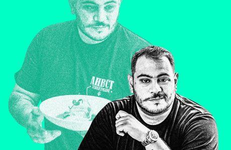 Ο Χρήστος Γλωσσίδης έγινε σεφ χάρη στο παστίτσιο του πατέρα του