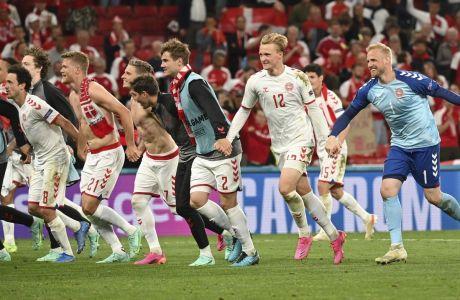 Το SPORT24 στο Λονδίνο: Η Δανία αξίζει το χειροκρότημα