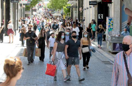 Σχεδόν οι μισοί Έλληνες έχουν μικρότερο εισόδημα μετά την πανδημία