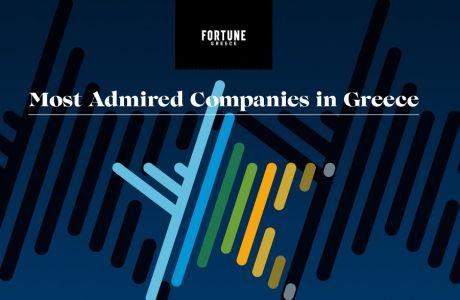 Οι πιο θαυμαστές εταιρείες το 2021 στην Ελλάδα