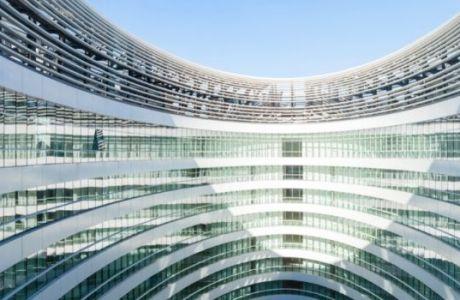 Δείτε το νέο εντυπωσιακό κτίριο γραφείων στο Μαρούσι