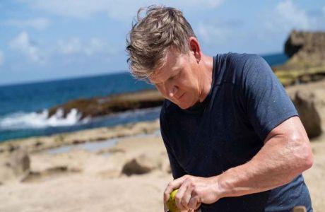 Μέχρι πού μπορεί να φτάσει ο Gordon Ramsay για να δημιουργήσει το καλύτερο πιάτο;