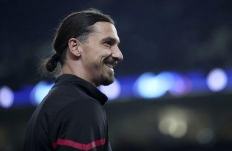 Ο 40χρονος Ιμπραχίμοβιτς έσπασε τα κοντέρ στη Serie A