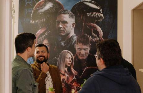 Είδαμε το Venom 2 και ζήσαμε μια κινηματογραφική βραδιά στο Σπίτι της 24 MEDIA